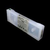 Перезаправляемый картридж (ПЗК/ДЗК) для Epson SureColor SC-P6000, SC-P7000, SC-P8000, SC-P9000 + модели Spectro (T8249 / T8049 / C13T824900 / C13T804900), светло-серый Light Light Black, с чипом, 700 мл