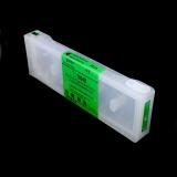 Перезаправляемый картридж (ПЗК/ДЗК) для Epson SureColor SC-P7000, SC-P9000, SC-P7000V, SC-P9000V + модели Spectro (T824B / T804B / C13T824B00 / C13T804B00), зелёный Green, с чипом, 700 мл