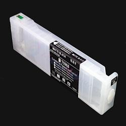 Перезаправляемый картридж (ПЗК) для Epson Stylus Pro 7700, 9700, 7890, 9890, 7900, 9900, Matte Black, с пакетом, с чипом, 700 мл