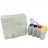 СНПЧ для HP DesignJet T830, T730 (comp. HP 728), без чипов, 4 x 420 мл