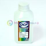 Чистящая (промывочная) жидкость для струйных принтеров OCP NRC с дополнительными компонентами (Nozzle Rocket Сolourless), 500 гр.