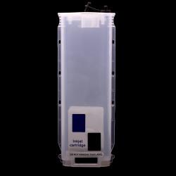 Перезаправляемый картридж без чипа для HP Designjet T790, Z2100, T2300, T610, T770, T1100, T1300, T1200, Z3200, Z3100, T1120, T620 (comp. HP 72, 70, 764), 260 мл, 1 штука