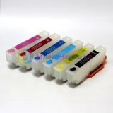 Перезаправляемые картриджи (ПЗК) для Epson EP-706A, EP-776A, EP-306, EP-775A, EP-775AW, EP-805A, EP-805AR, EP-805AW, EP-905A, EP-905F, EP-906F, EP-976A3, EP-806AB, EP-806AR, EP-806AW, с чипами