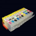 Перезаправляемые картриджи (ПЗК) для Canon PIXMA Pro9500 Mark II (Pro 9500 Mark 2, PGI-9), 10 цветов, с чипами