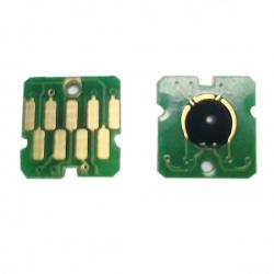 Чип для памперса к Epson SureColor SC-T3000, T5000, T7000, SC-T3200, T5200, T7200, SC-B6000, SC-F6000, SC-P10000, SC-P20000, не обнуляемый, одноразовый (для емкости с отработанными чернилами)