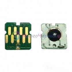 Чип для памперса к Epson SureColor SC-T3000,SC-T3200, авто-обнуляемый без ресеттера (для емкости с отработанными чернилами)