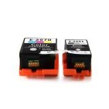 Перезаправляемые картриджи (ПЗК/ДЗК) для Epson WorkForce WF-100W, с авто-чипами