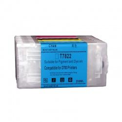 Перезаправляемые картриджи (ПЗК/ДЗК) для Epson SureLab SL-D700 (совм. T7821-T7826), с чипами, комплект 6 цветов