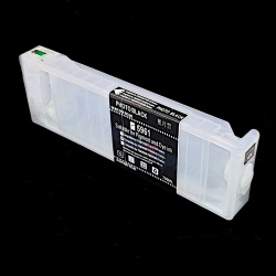 Перезаправляемый картридж (ПЗК) для Epson Stylus Pro 7700, 9700, 7890, 9890, 7900, 9900, Photo Black стандартный, с пакетом, с чипом, 700 мл