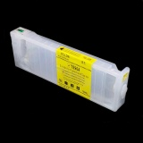 Перезаправляемый картридж (ПЗК) для Epson Stylus Pro 7700, 9700, 7890, 9890, 7900, 9900, Yellow, с пакетом, с чипом, 700 мл