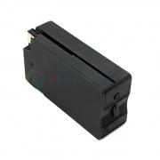 Перезаправляемый картридж (ПЗК) для HP Designjet DJ T120, T125, T130, T520, T525, T530 (под HP 711 XL CZ133A / CZ129A), непрозрачный, с чипом, повышенной надежности, чёрный Black
