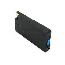 Картридж совместимый 951XL Cyan голубой для HP OfficeJet Pro 8600 (Plus), 8610, 8100, 8620, 8630, 8615, 8625, 251dw, 276dw (CN046AE, CN050AE), неоригинальный