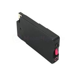Перезаправляемый картридж (ПЗК) для HP Designjet DJ T120, T125, T130, T520, T525, T530 (под HP 711 CZ131A), непрозрачный, с чипом, повышенной надежности, пурпурный Magenta