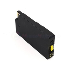 Картридж жёлтый для HP Designjet T120, T125, T130, T520, T525, T530 (под HP 711 Yellow), неоригинальный, на базе корпуса оригинального картриджа