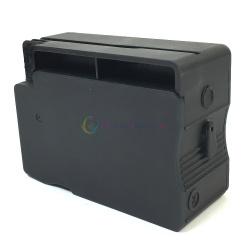 Перезаправляемый картридж (ПЗК) для HP OfficeJet OJ 7110, 7510, 7612, 7512, 6700, 7610, 6100, 6600 (под HP 932XL CN053AE Black), толстый чёрный, непрозрачный, с чипом
