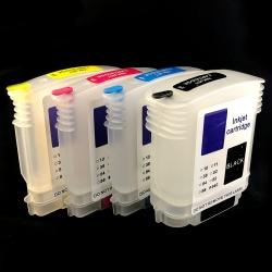 Перезаправляемые картриджи (ПЗК) для HP Officejet Pro 8000, 8500, 8500A (картриджи HP 940), с чипами