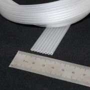 Шлейф для СНПЧ (8 цветов / трубок, легко делится на 4-канальный), 100 см, 1 метр (отрезаем нужную вам длину одним куском))