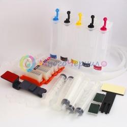 СНПЧ без чипов для Canon PIXMA iP7240, TS5040, MG5740, MG5540, MG5640, MX924, TS6140, MG5440, MG6840, MG6440, TS6240, MG6640, TS6040, TR8540, TS9540, TS704, TR7540 (PGI-450, PGI-470, PGI-480, CLI-451, CLI-471, CLI-481) необходима установка чипов 5 цветов