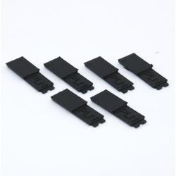 Заглушки-планки для картриджей СНПЧ Epson, комплект 6 цветов