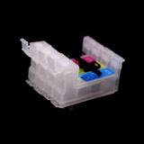 Блок картриджей 4 цветов для СНПЧ к Epson, универсальный, низкий, без чипов