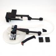 Крепление шлейфа СНПЧ на рычагах для HP Designjet T120, T125, T130, T520, T525, T530 (поддержка для прокладки чернильного шлейфа под HP 711), только для 24-дюймовых (610 мм) плоттеров