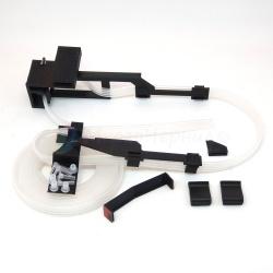 Крепление шлейфа СНПЧ на рычагах для HP Designjet T520, T525, T530 (поддержка для прокладки чернильного шлейфа под HP 711), только для 36-дюймовых моделей