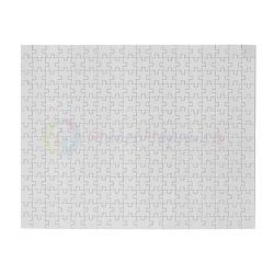 Пазл для сублимации картонный, А3, 26x38 см, 252 детали
