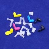 Комплектующие для СНПЧ (угловые штуцеры 5, кольцевые уплотнители 5, заглушки 6)