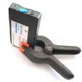 Универсальный держатель-подставка для заправки картриджей (зажим), пластиковый