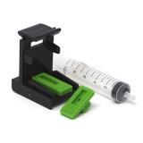Заправочная платформа (станция) для прокачки картриджей Canon PG-510, CL-511, PG-512/513, PG-445, CL-446, CL-56, PG-46, PG-37, CL-38 (для цветного и черного)