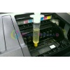 Как промыть принтер: инструкция для чистящей (промывочной, сервисной, очищающей, отмачивающей) жидкости