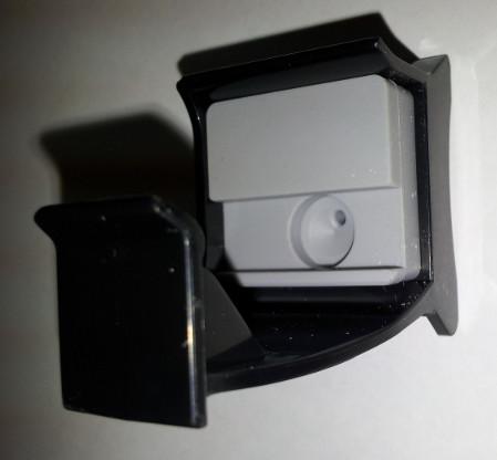Зажим в заправочном наборе для большого черного картриджа HP 178