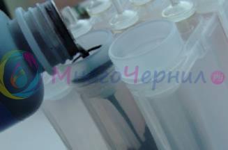 Использование воронки для заправки СНПЧ