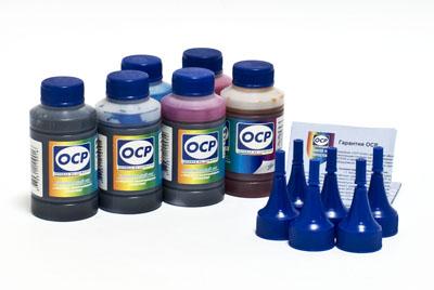 Чернила OCP для Epson L800 в упаковке по 70 грамм