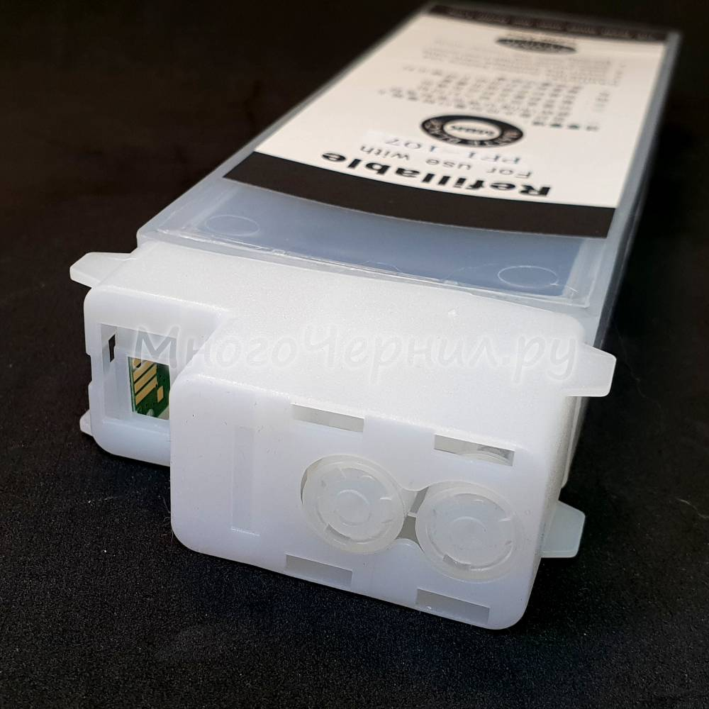 Порядок установки чипа на ПЗК