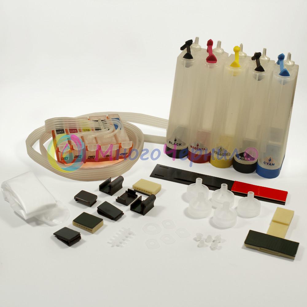 промывка печатающей головки canon pixma mg 5140 инструкция