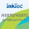 InkTec выпустила чернила H5970/H5971 для HP Officejet Pro x451, x551, x476, x576, x585, x555