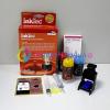 Инструкция к заправочному набору InkTec BKI-5041C Color для заправки оригинальных цветных картриджей Canon CL-441, CL-441XL