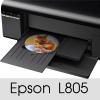 Epson выпускает 6-цветный L805 с Wi-Fi и СНПЧ