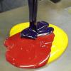 Состав чернил для струйного принтера