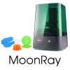 Домашний 3D-принтер MoonRay обеспечит разрешение печати до 20 микрон