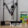 Новый 3D-принтер NFire 1 оригинальной конструкции