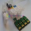 Как снять и заменить чип-планку на СНПЧ для Epson – инструкция