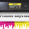 Как отключить автоматическое обновление прошивки принтеров и МФУ Epson