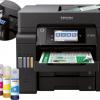 Новые МФУ Epson со встроенной СНПЧ EcoTank Pro ET-5800, ET-5850, ET-5880, ET-16600, ET-16650, ET-15000