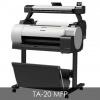 Новое бюджетное широкоформатное МФУ Canon imagePROGRAF TA-20 MFP L24ei