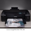 Canon выпустила фотопринтер imagePROGRAF PRO-300 формата A3+ на замену PRO-10S