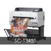 Новые широкоформатные струйный принтеры Epson SureColor SC-T3455 610 мм A1 и SC-T5455 914 мм A0