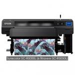 Epson выпускает плоттеры SC-R5010 и SC-R5010L с «латексными» чернилами на резиновой основе Ultrachrome RS