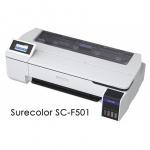 Epson выпускает сублимационный принтер SureColor SC-F501 с флуоресцентными чернилами